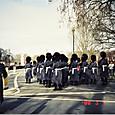 近衛兵の交代儀式 3