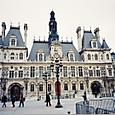 オテル・ド・ヴィル(パリ市庁舎)