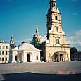 ペトロパブロフスク寺院 1